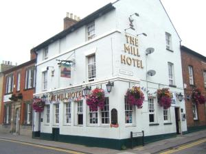 The Mill Hotel in Bedford, Bedfordshire, England