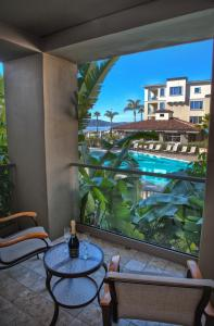 One Bedroom Suite with Pool View