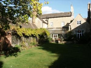 The Garden House Hotel and Restaurant in Stamford, Lincolnshire, England