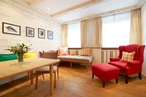 Apartament typu Junior Suite