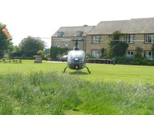 Barnsdale Lodge, Hotel  Oakham - big - 32