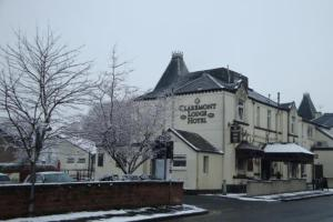 Claremont Lodge Hotel in Alloa, Clackmannanshire, Scotland