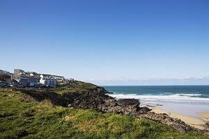 The Bay Hotel Newquay, Cornwall