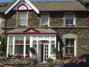 Briscoe Lodge in Windermere, Cumbria, England
