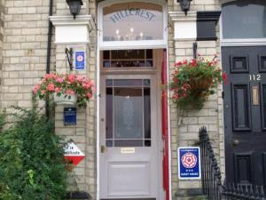 Hillcrest Guest House in York, North Yorkshire, England