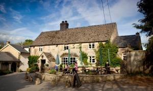 The Green Dragon Inn in Cowley, Gloucestershire, England