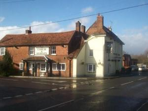 Coach & Horses in Sutton Scotney, Hampshire, England
