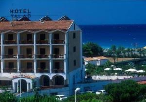 Hotel Talao, Hotels  Scalea - big - 25