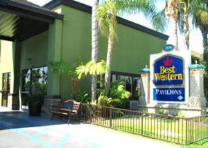 The Best Western Plus Pavilions