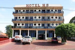Hotel HS, Hotels  Foz do Iguaçu - big - 1
