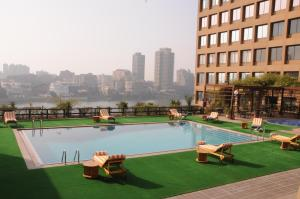 Hilton Cairo World Trade Centre Residence