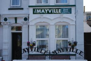 Mayville Guest House in Bridlington, East Riding of Yorkshire, England
