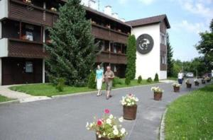 Solar Club Hotel, Aparthotely  Sopron - big - 8