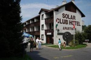 Solar Club Hotel, Aparthotely  Sopron - big - 6