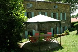 L'Affable, Bed & Breakfast  Les Cammazes - big - 16