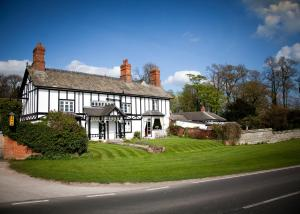 Donington Park Farmhouse Hotel in Castle Donington, Leicestershire, England