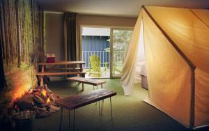 King Room Tent