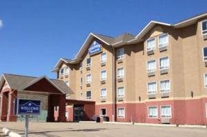"""Lakeview Inn & Suites - Chetwynd"""