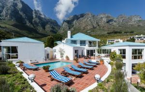 Diamond House Guesthouse, Guest houses  Cape Town - big - 44