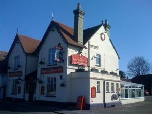 Black Horse Inn in Swaffham Bulbeck, Cambridgeshire, England