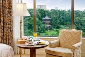 Superior King Room with Garden View and Spa Access