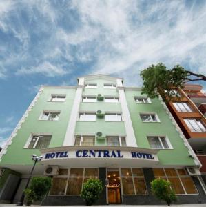 Hotel Central Burgas - Pensionhotel - Hotely