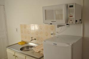 Economy Twin Room with refrigerator and microwave