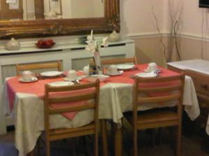 Priory Guest House in Cleethorpes, Lincolnshire, England