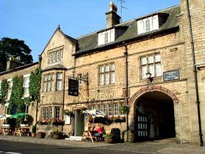 The Teesdale Hotel in Middleton in Teesdale, County Durham, England