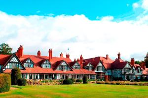 Petwood Hotel in Woodhall Spa, Lincolnshire, England