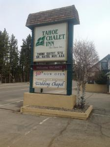 Tahoe Chalet Inn, The Theme Inn