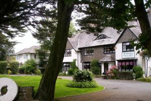 The Millstones Country Hotel & Restaurant in Crown Hill, Devon, England