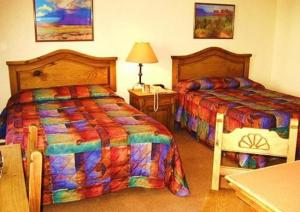 Two Double Bed Suite