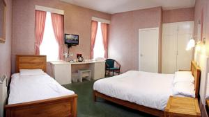 The Raven Hotel, Hotels  Corby - big - 4