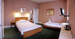 The Raven Hotel, Hotels  Corby - big - 12