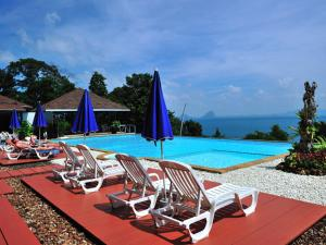 Koh Ngai Cliff Beach Resort, Resort  Ko Ngai - big - 24
