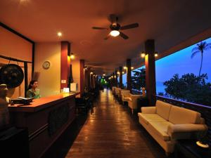 Koh Ngai Cliff Beach Resort, Resort  Ko Ngai - big - 31