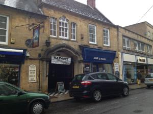 Mermaid Hotel in Yeovil, Somerset, England