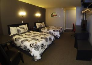 Comfort Double Room with Two Double Beds