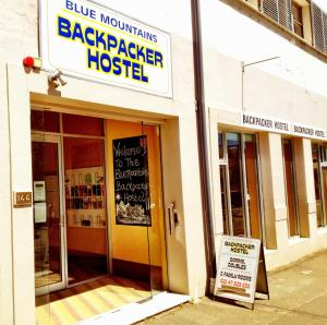 Blue Mountains Backpacker Hostel Katoomba