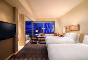 Club Deluxe Twin Room