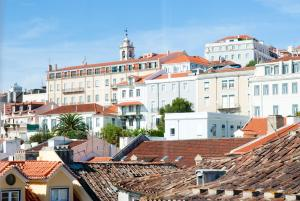 Appartamento Lisbon Serviced Apartments - Cais Do Sodre, Lisbona