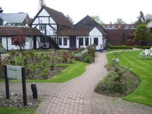 Barn Hotel in Ruislip, Greater London, England