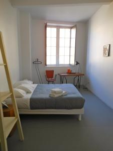B&B Bloc G, Bed and Breakfasts  Carcassonne - big - 17