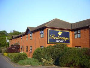 Redwings Lodge in Sawtry, Cambridgeshire, England