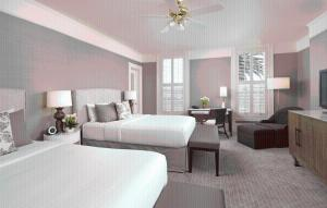 Resort Queen Room with Two Queen Beds