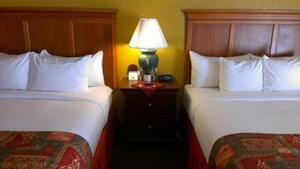 Executive Queen Room with Two Queen Beds - Non-Smoking