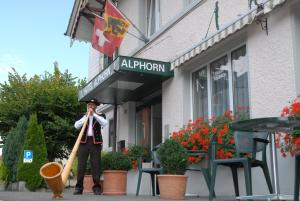 Photo of Hotel Alphorn