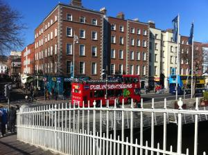 Half-Penny Bridge Apartments