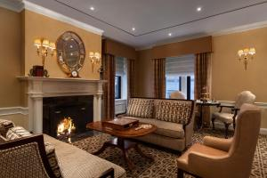 Fairmont Gold Concierge Level Room